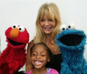 Cookie Monster & Elmo shows some love to CSS!