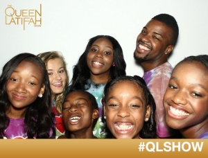 More fun with the Queen Latifah camera!